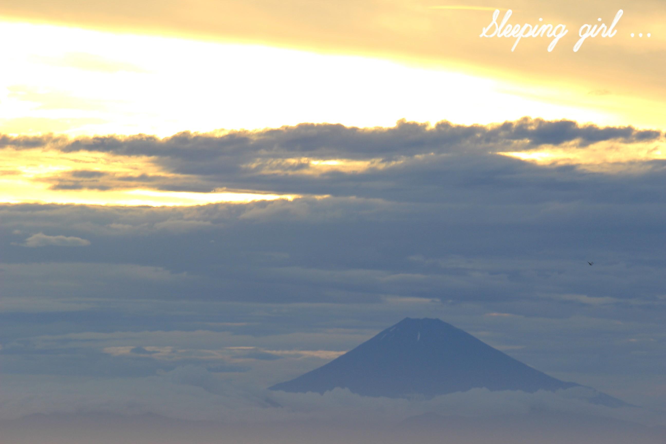 Mount Fuji 001