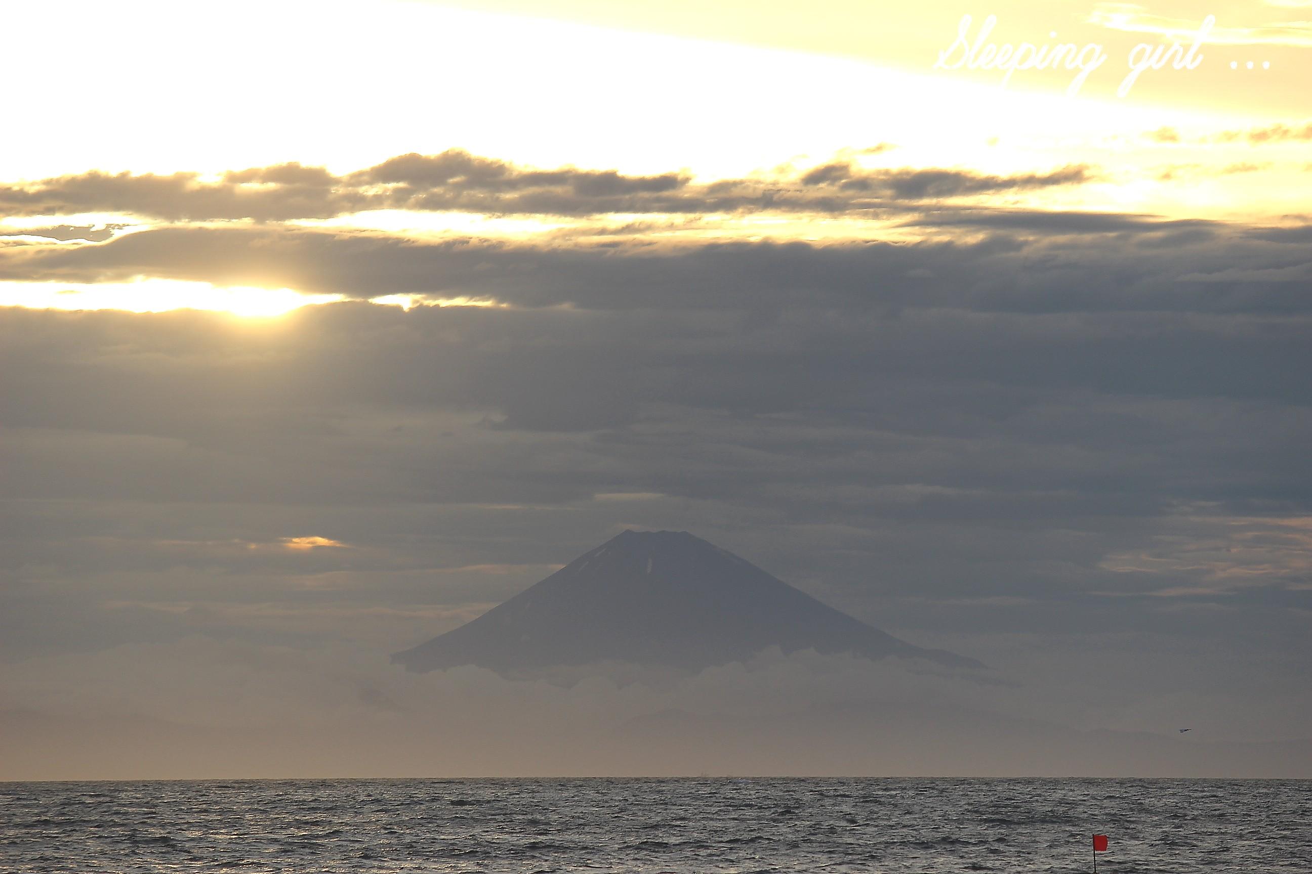 Mount Fuji 002