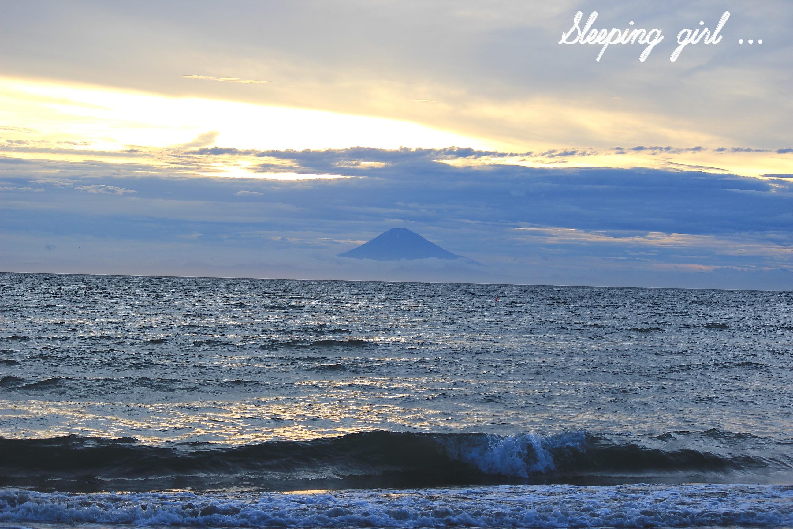 Mount Fuji 004