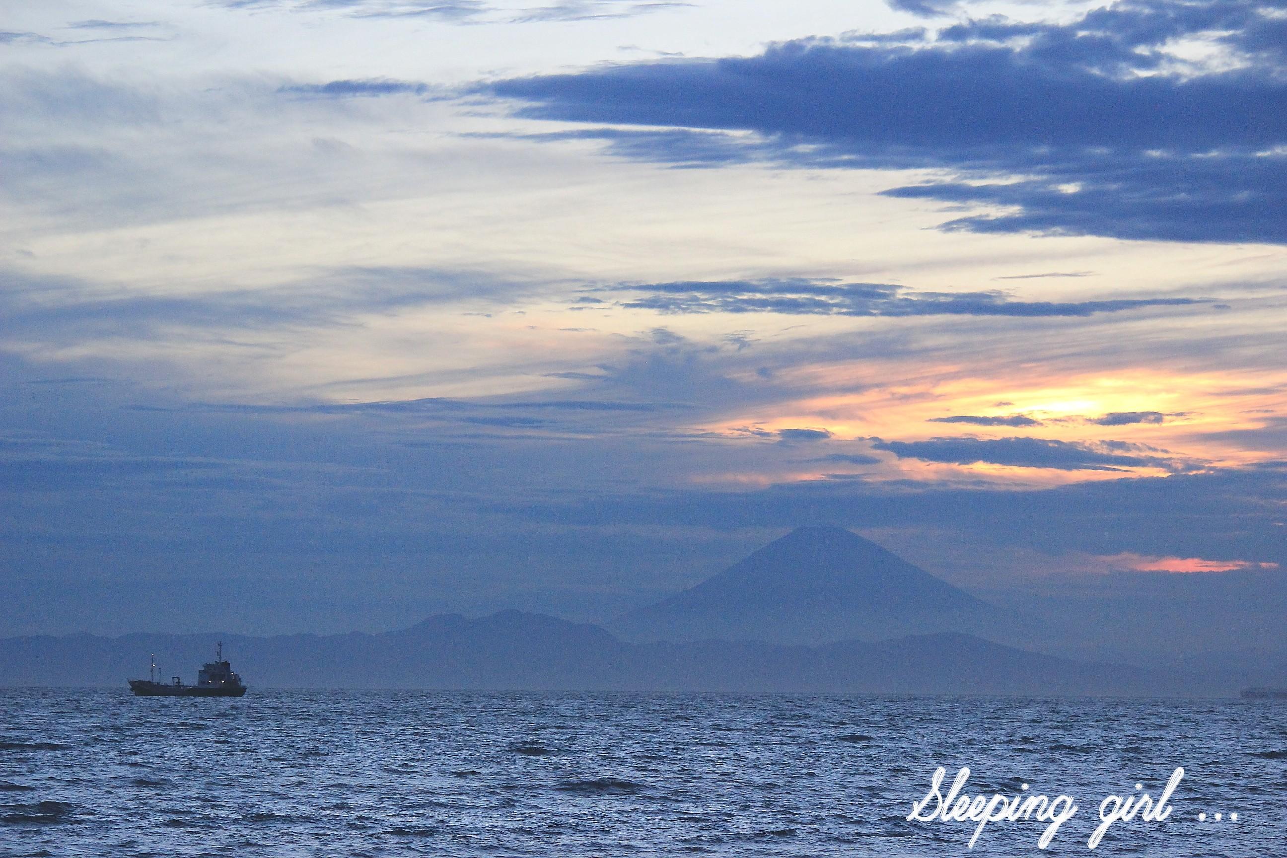 Mount Fuji 005