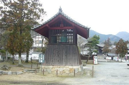 当麻寺 梵鐘
