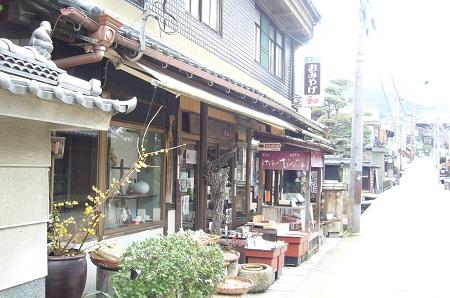 当麻寺への道
