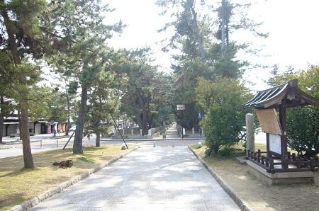 法隆寺参道