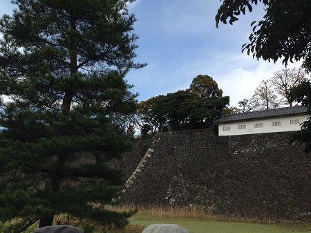 松と石垣 ブログ用
