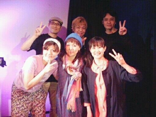 島みやえい子LIVE「サクラサクハルノウタゲ2014」@東京・エトワール