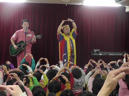 2014年2月20日 神戸旗塚保育所