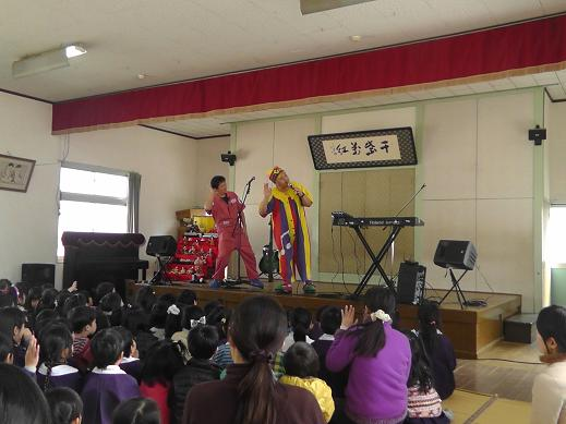 2014年2月21日 京都 浄福寺幼稚園