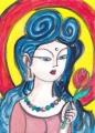 華観音薔薇
