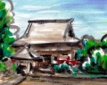 3久米寺本堂