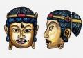 3天面東寺八部衆