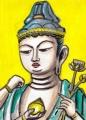 3如意輪観音橘寺