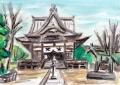3橘寺本堂