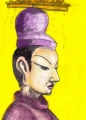 4木造聖徳太子坐像橘寺