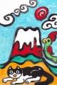 4富士山麓鸚鵡鳴く