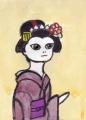 4舞妓奈良美智