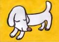 1奈良美智犬