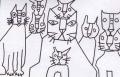 4猪熊弦一郎猫