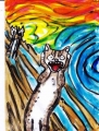 1ムンク猫の叫び