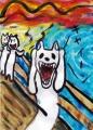 2ムンク犬の叫び