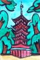 6海住山寺五重塔