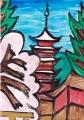 4京都桜名所醍醐寺