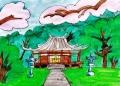 6神童寺蔵王堂