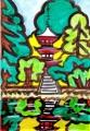 7浄瑠璃寺三重塔