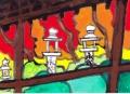6長谷寺紅葉の登廊