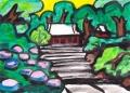 5紫陽花の矢田寺