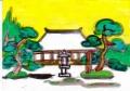 5奈良の古刹法華寺本堂