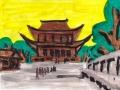 6金峯山寺蔵王堂