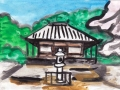 5栄山寺本堂