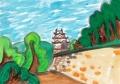 宇和島城 (2)