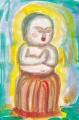 法輪寺聖徳太子2歳像