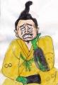 5徳川家康しかみ像