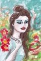3花束の少女ベルナール・シャロワ