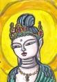 4観世音菩薩法隆寺壁画