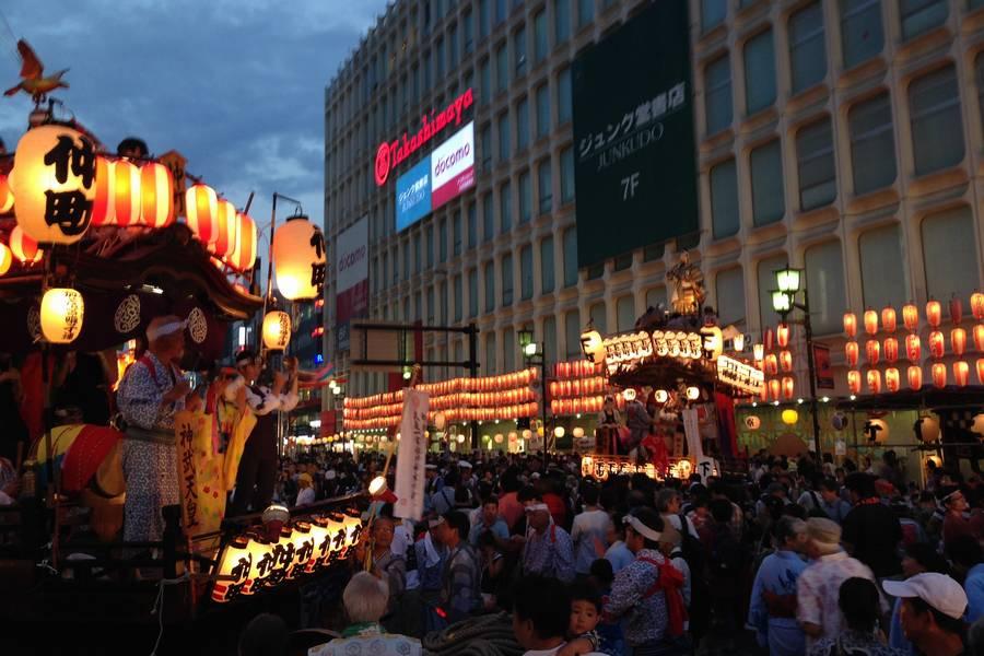 2014大宮中山道祭り