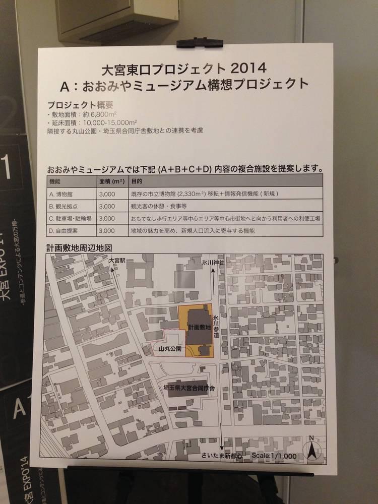 大宮東口プロジェクト2014看板.JPG