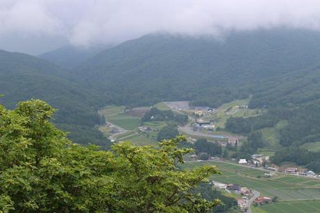 サイオト田園風景