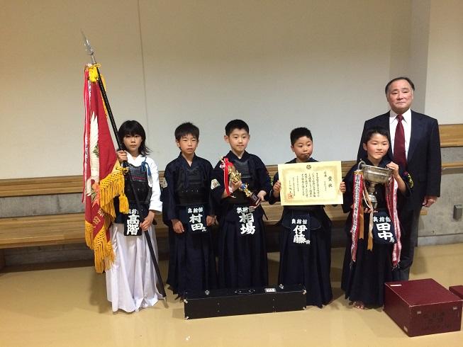 20140525第29回秋田県道場少年剣道大会