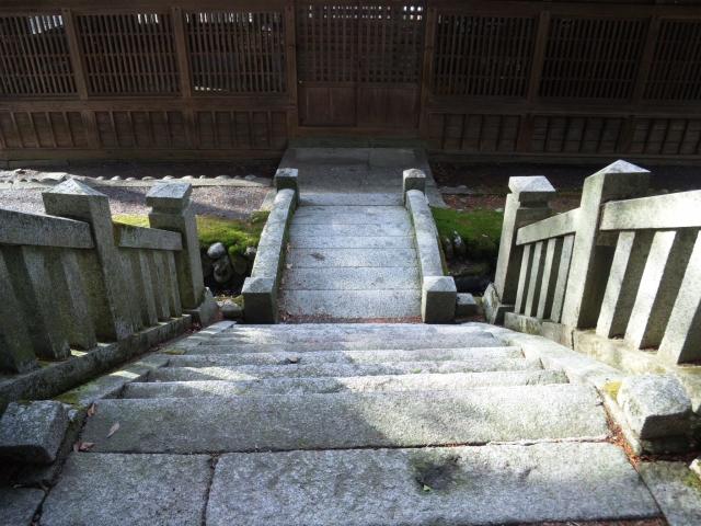 南宮神社の参道橋 (6)