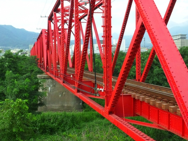 千曲川橋梁 (3)