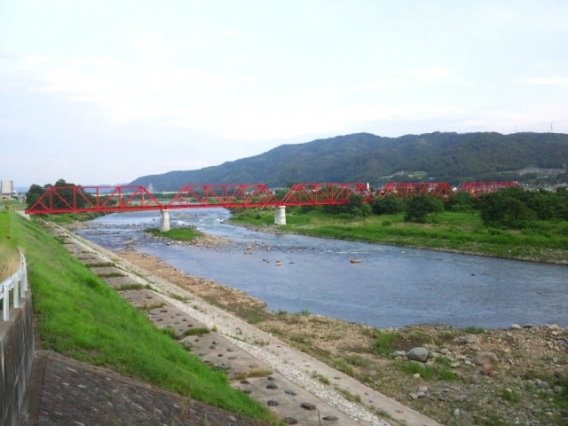 千曲川橋梁 (8)