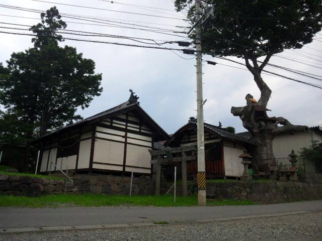 廣野邊神社の石橋 (7)