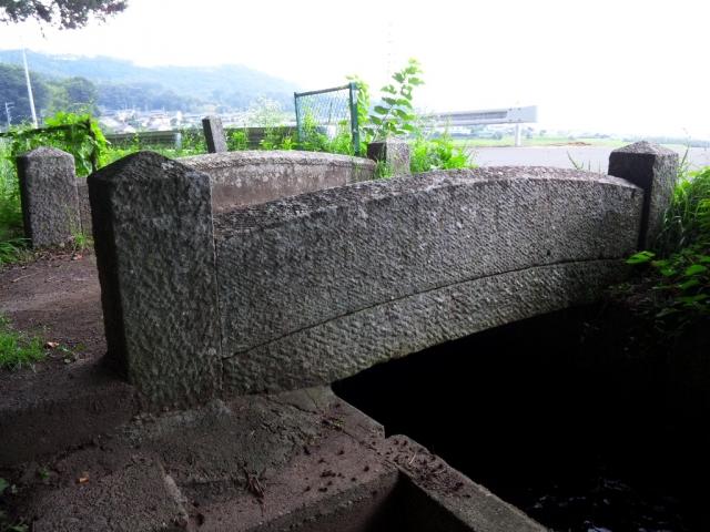出早雄神社の参道橋 (5)