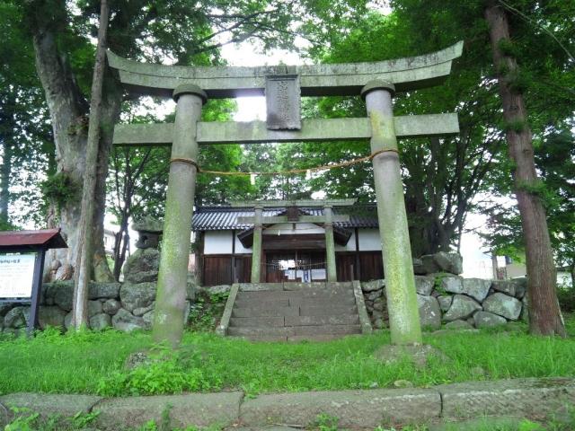 出早雄神社の参道橋 (8)