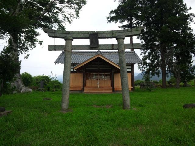 表木神社の石橋 (8)