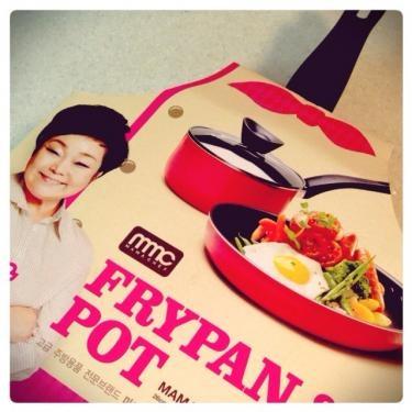 韓国でついに鍋を購入…笑