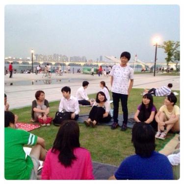 20名を超えるメンバーが参加してくれました^^